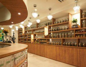 銀座カフェビストロ~森のテーブル~【生薬とハーブ専門店】